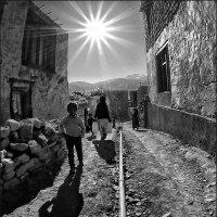 Sunrise Shadows (Рассветные Тени) :: Roman Mordashev