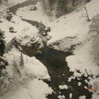 зимняя река :: дмитрий панченко