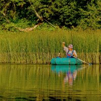 Удачная рыбалка :: Roman Demidov