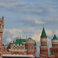 Замок в облаках :: Константин