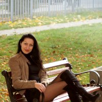 теплый осенний денек :: Olga V