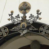 фрагмент на входе в церковь :: esadesign Егерев