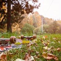 Осенью :: Наталья Наумова