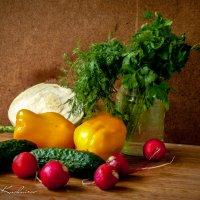 Овощи :: Сергей