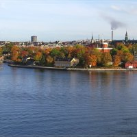 Стокгольм... :: Андрей Медведев