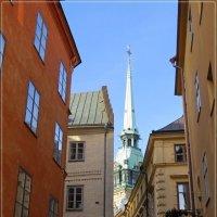 Улочки Стокгольма... :: Андрей Медведев