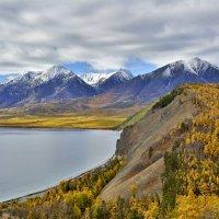 Вид на Байкальский хребет :: Вадим Лячиков