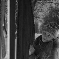 Зима :: Анастасия Горбунова