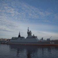 военный крейсер :: nadia sergeeva