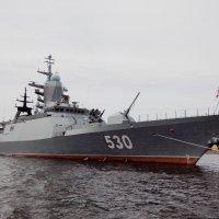 военный крейсер 2 :: nadia sergeeva