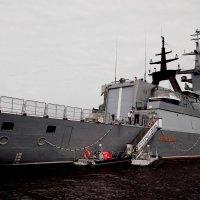 военный крейсер стерегущий :: nadia sergeeva