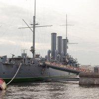 военный крейсер аврора :: nadia sergeeva