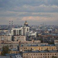 Мой город :: Михаил Лесин