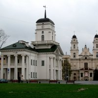 Минск, Ратуша :: Irina