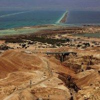 Взгляд на Мертвое море... :: Alex S.