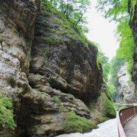 Бурная река Чегем :: Лариса Сигова