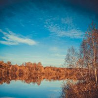 осенью :: Евгений Мордвинов