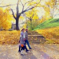 Осенняя панорама. :: Игорь