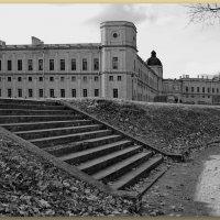 Большой Гатчинский дворец. Фрагмент. :: Anton Lavrentiev