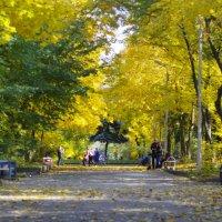 Осенний Парк :: Армен Григорян