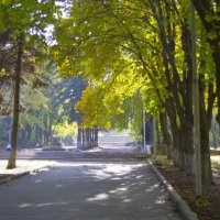 Парк Собино :: Армен Григорян