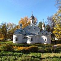 Церковь Архангела Михаила :: галина северинова