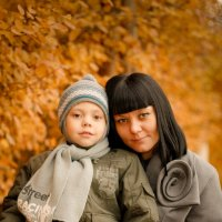 Как хорошо с мамой :: Сергей Бутусов