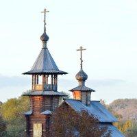 крестильный храм :: Олег Рыжков