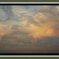 Октябрьское небо :: марина давидовская