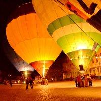 Воздушные шары :: Родион Плугатаренко