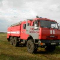 пожарная машина :: Равиль Хакимов
