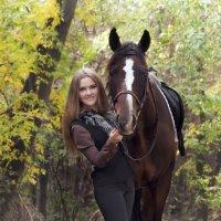 Лошадь - это отдельный мир. Полный загадок,тайн и доброты... :: Кристина Kottia