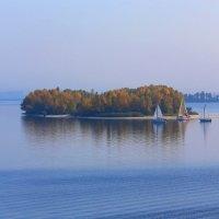 Тихая гавань :: Владимир и Тина Рябоненко