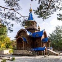 Деревянный Храм :: Анатолий Казанцев