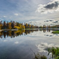Колонистский пруд :: Григорий Храмов
