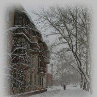 зима :: Владимир Михайлович Дадочкин