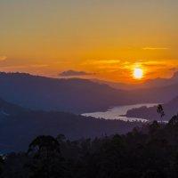 Закат на Шри Ланке :: Svetlana Kas