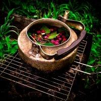 Малиновый чай :: Stanislav Baynov