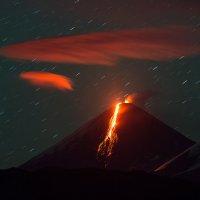Огненные облака :: Денис Будьков