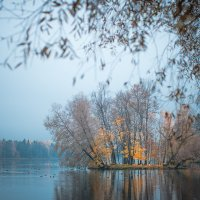 белое озеро :: Olga Firsova