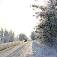 Зимняя дорога :: Светлана Ропина