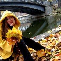 осень :: Анна Зубкова