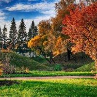 Осень :: Ikaras Vabalas