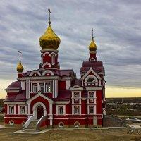 Церковь :: Leonid Krasnov