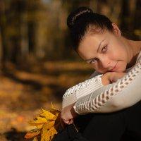 Осенняя история Татьяны :: Марина Кулькова