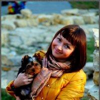 Это я с Фанечкой)))) :: Екатерина Павлова
