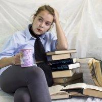 Взрослые книги, взрослые мысли... :: дмитрий гапеев