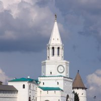 Спасская башня Казанского кремля. :: Владимир Маклаков