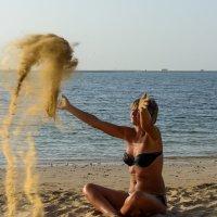 Призыв песчаной бури :: Дмитрий Марков