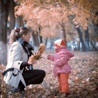 в парке ,одним осенним днем.... :: Слава Китовской18-55